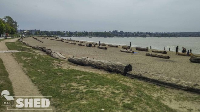 canada- English Bay Beach - sea -