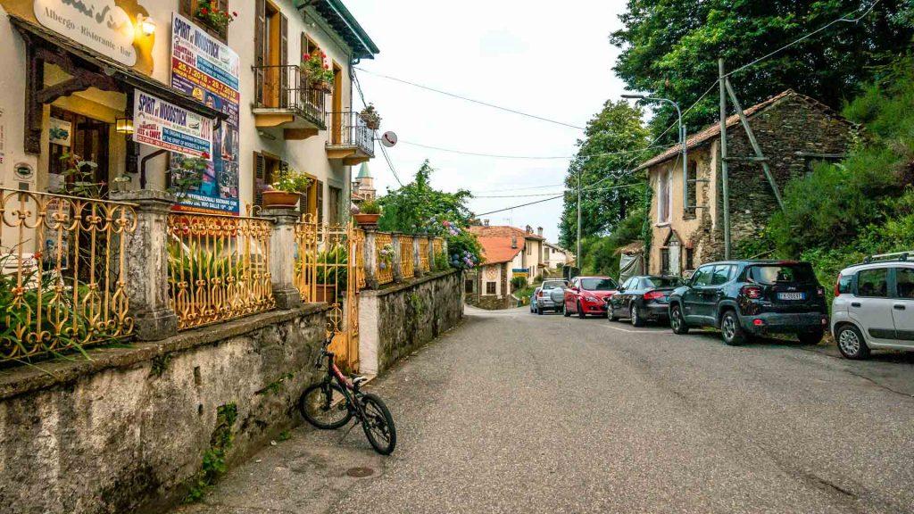 Coiromonte paese centro