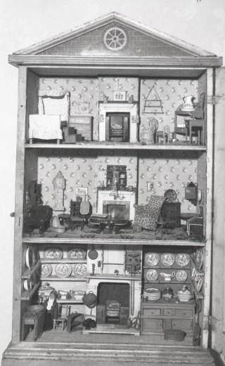 Funiture arrangement, ?1950s