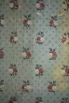 Wall paper in parlour