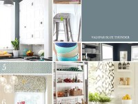 Airy Blue Kitchen Retreat Mood Board