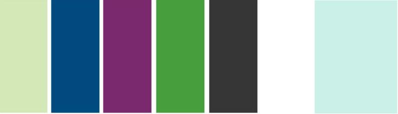 Craft Studio Color Palette