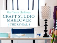 Take the tour: Craft studio makeover reveal