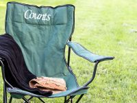 DIY Personalized Camping Chairs