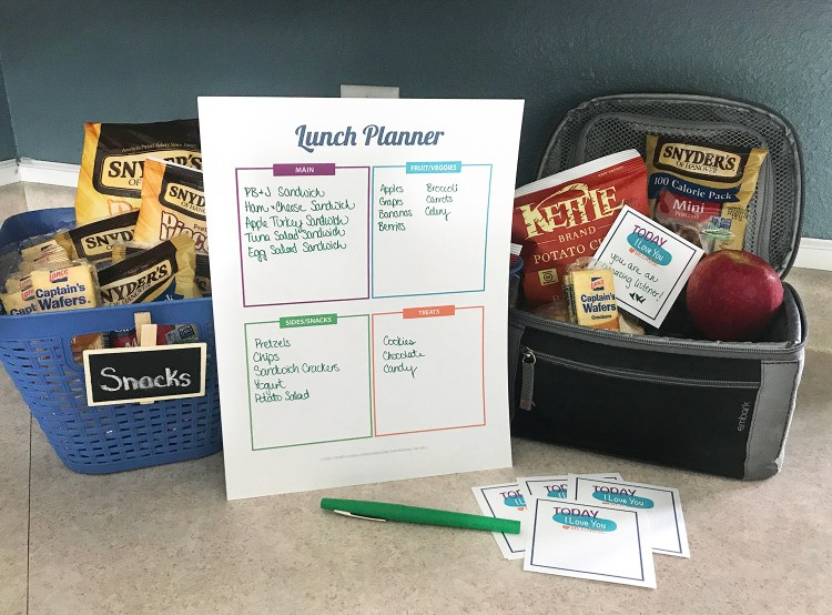 I really need to take some time to get organized for packing school lunches! Definitely downloading this free printable lunch planner and those cute love note printables. Those are perfect for my kids' lunches!!!