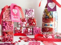 DIY Valentine's Day Gift: Mini Candy Boxes & Printable Gift Tags
