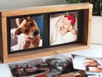 DIY Photo Gift: An Instagram Picture Frame