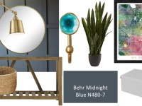 Design Plans For Our Small Entry & A Modern Entry Mood Board