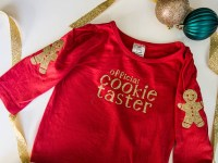 DIY Christmas Shirt For Kids