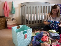 How to Organize and Store Outgrown Baby Clothes