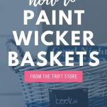image of painted basket with text overlay