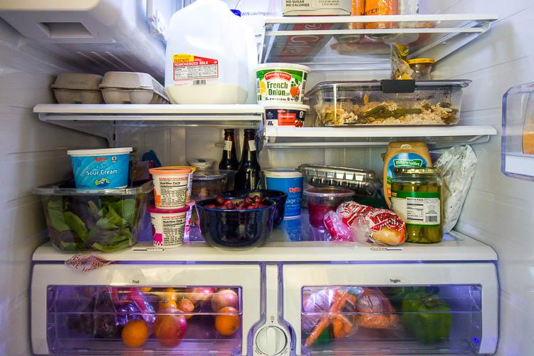 organized-french-door-fridge