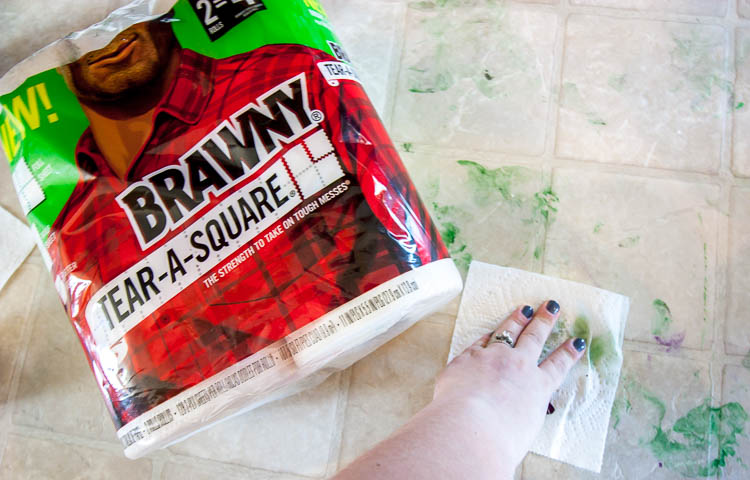 brawny-paper-towels-on-floor