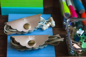 diy-leather-cord-organizers-inside-desk-drawer