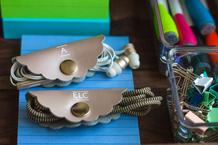 diy-leather-cord-organizers-inside-desk-drawer