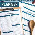 christmas-meal-planner-printable-on-clipboard