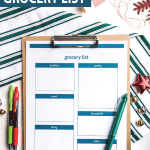 christmas-grocery-shopping-list-printable-on-clipboard