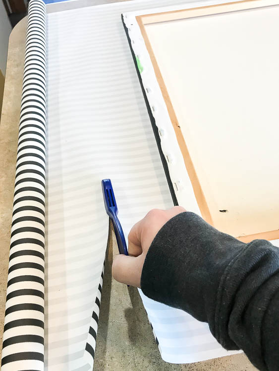 cutting-wrapping-paper