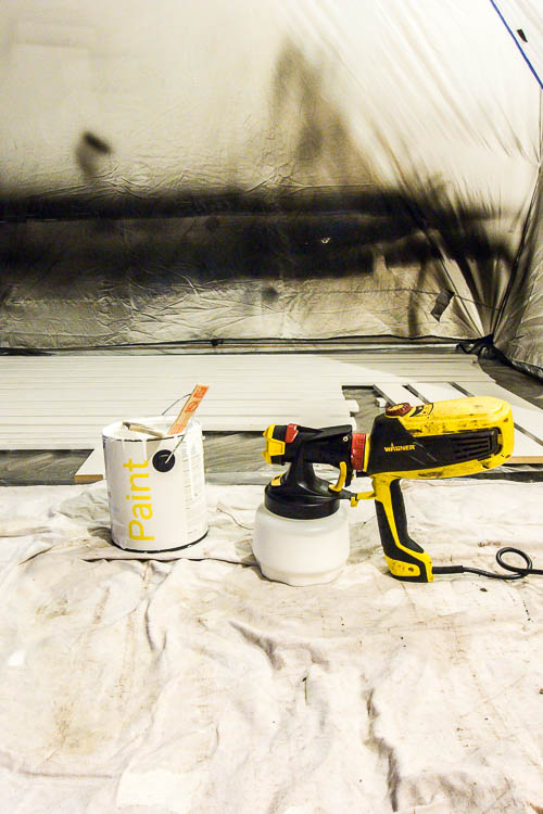 wagner-flexio-paint-sprayer-with-window-trim-in-garage