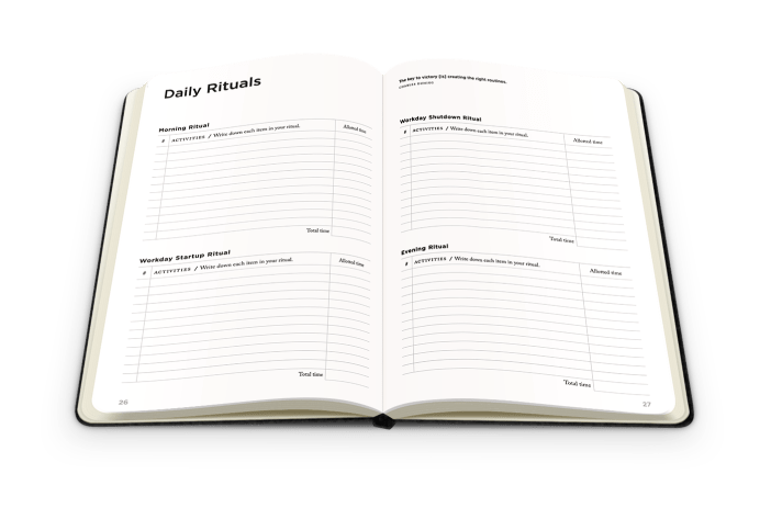 full-focus-planner-rituals-spread
