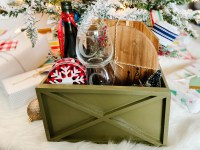 A DIY Gift Basket With The Worx MakerX
