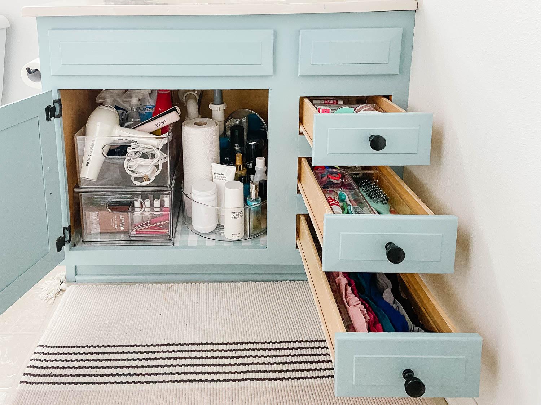 Bathroom Drawer Organization Tips, Organizing Bathroom Drawers