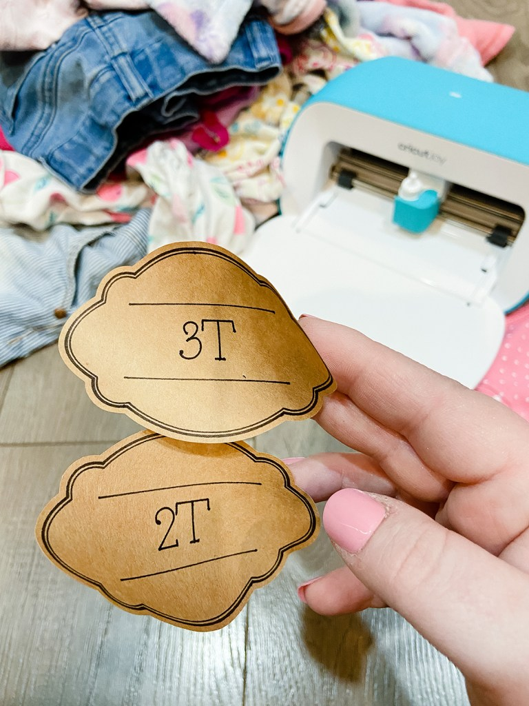 toddler clothes labels