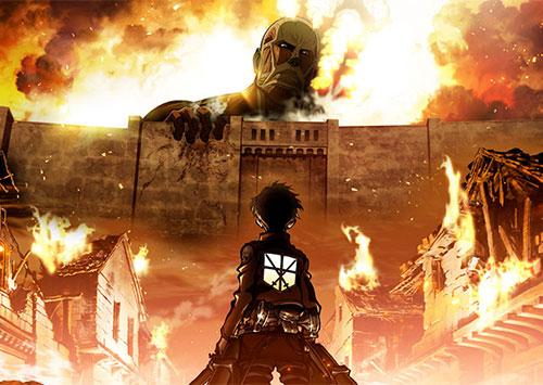 attaque des titan