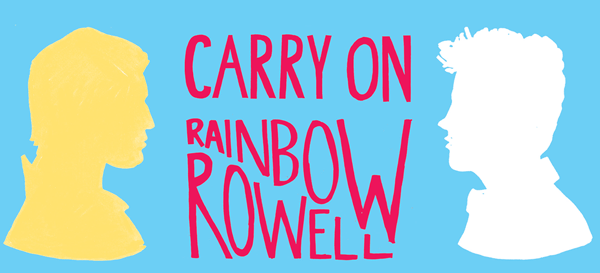 Carry On de Rainbow Rowell : le nouveau Harry Potter ?