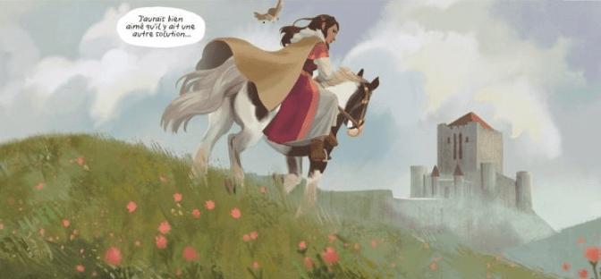 (Princesse) Sarah, une histoire de l'île d'Errance