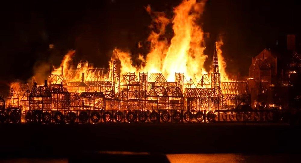 Le Grand Incendie, la nouvelle enquête de Louis Fronsac