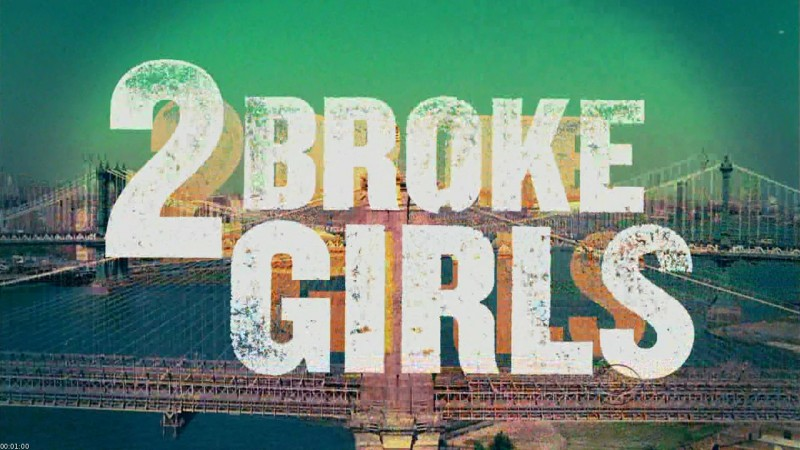 Sériephilie - [Critique] 2 Broke Girls - 2x01 / 02 2BrokeGirls2 1 e1351157542640