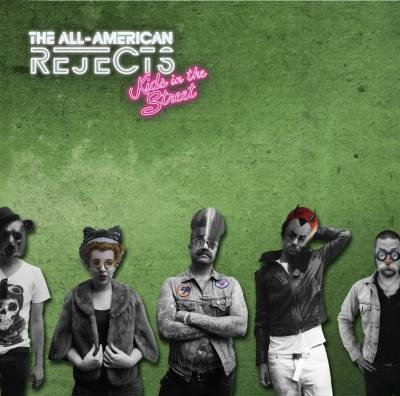 aar nouvel album - The All-American Rejects - Kids In The Street (2012) Kids in the Street