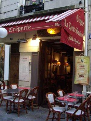 crêperie saint michel - [Bouffe] La Petite Bouclerie - Paris l