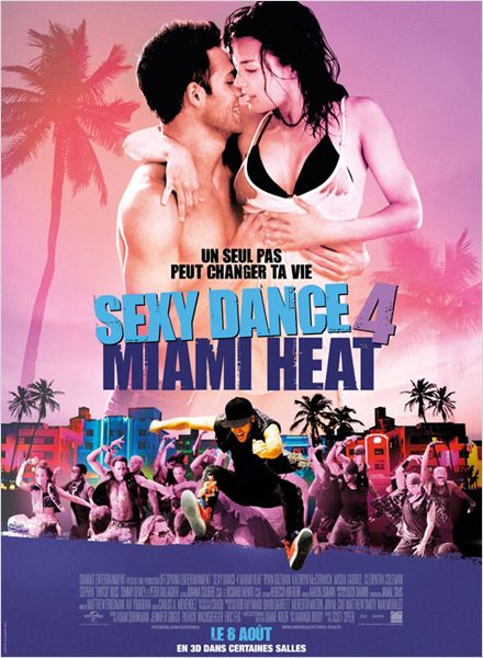 Romance - Sexy Dance 4 - Miami Heat
