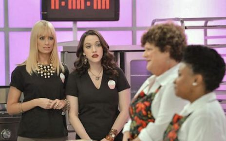 2 Broke Girls - 2 Broke Girls - 2x04 - And the Cupcake War
