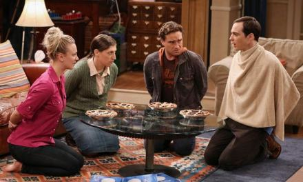Big Bang Theory – 6×04 – The Re-Entry Minimisation
