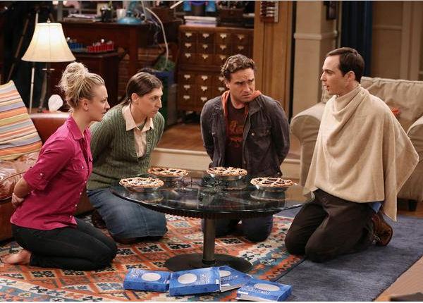 Big Bang Theory – 6×04 – The Re-Entry Minimisation