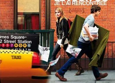 art of getting by - Le Jour Où Je L'ai Rencontrée : Quand George rencontre Sally jour ou je l ai rencontree 2