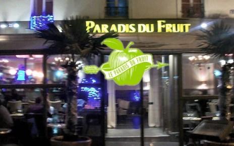 paradis du fruit - Le Paradis Du Fruit - Montparnasse paradisdufruit