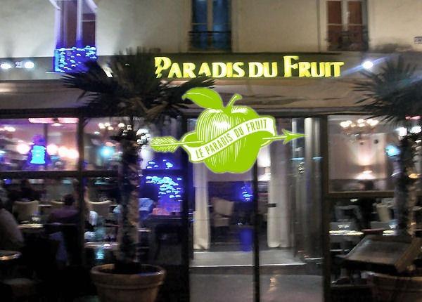 paradis du fruit - Le Paradis Du Fruit - Montparnasse