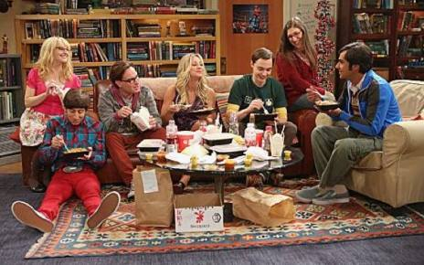 6x07 - The Habitation Configuration - Big Bang Theory - 6x07 - The Habitation Configuration