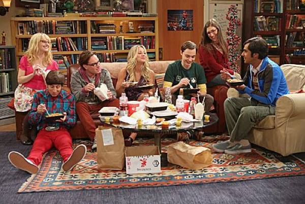 The Big Bang Theory - Big Bang Theory - 6x07 - The Habitation Configuration BBT