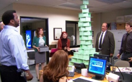 9x08 - The Target - The Office - 9x08 - The Target