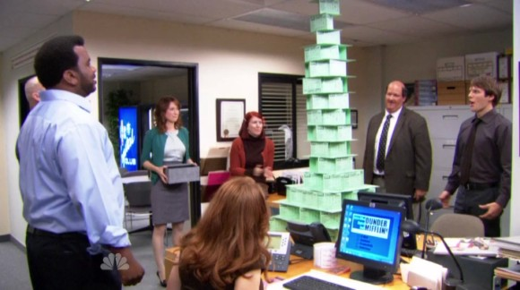 The Office – 9×08 – The Target