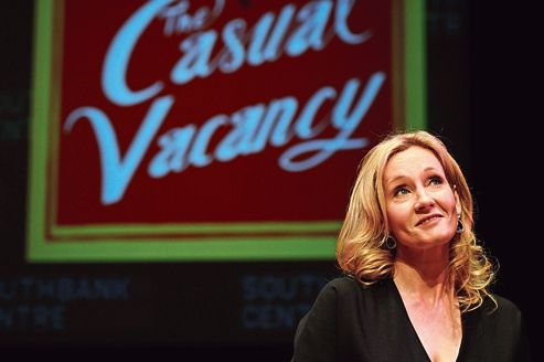 J. K. Rowling – Une place à prendre : la vie après Harry Potter