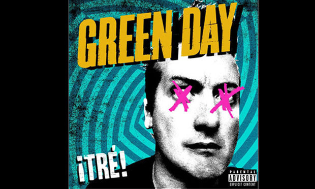 99 Revolutions - Green Day - ¡TRÉ! green day tre