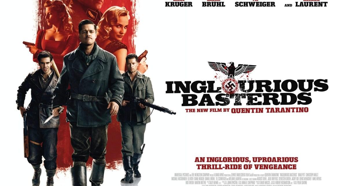 brad pitt - Inglourious Basterds : Quentin Quentin... inglourious basterds a71
