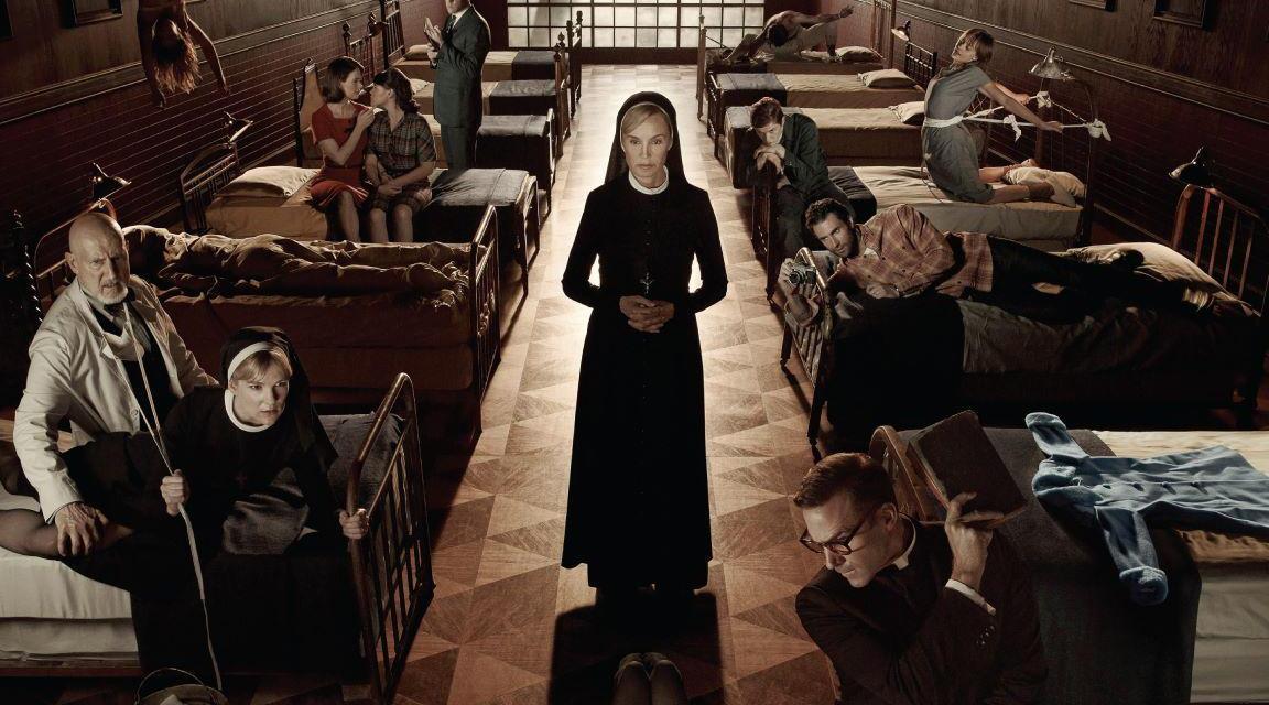 American Horror Story Asylum : série de malade mental !