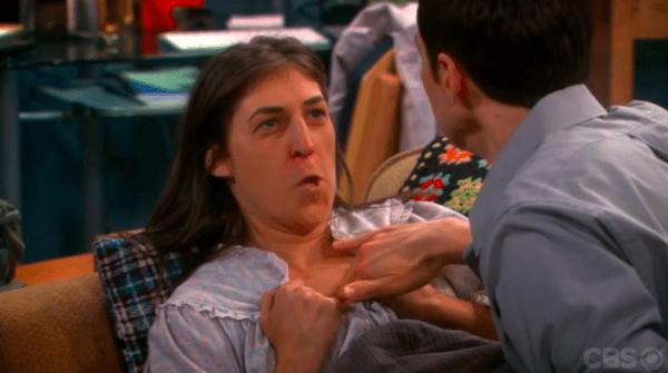 Big Bang Theory - Big Bang Theory - 6x10 - The Fish Guts Displacement TBBT sickamy